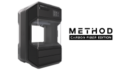 MakerBot Method 3D Printer Carbon Fiber Edition