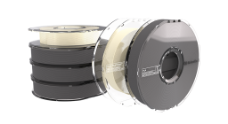 MakerBot METHOD Filament 6 Pack Cool Grey (4 PLA, 2 PVA)