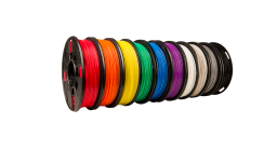 MakerBot PLA Filament Buy 9, Get 10 Pack Small